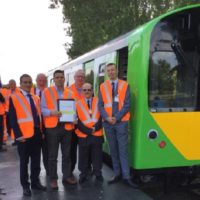 Vivarail Test Run Image Released