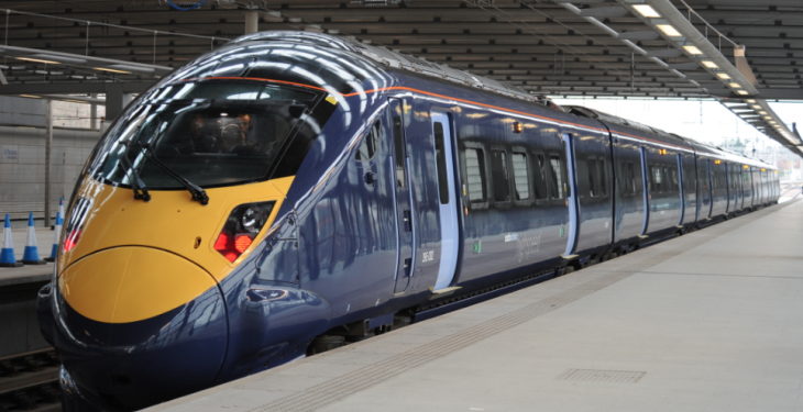 High Speed Rail Working Group Established