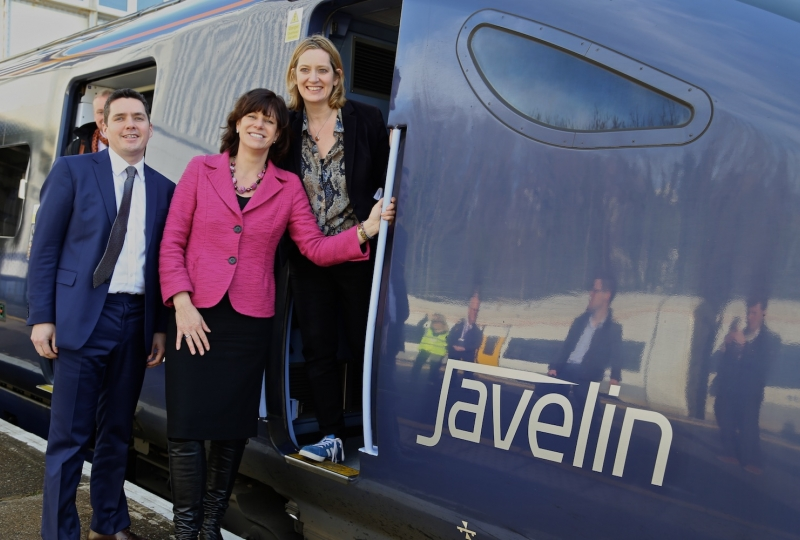 MPs Amber Rudd and Huw Merriman Respond to Rail Franchise