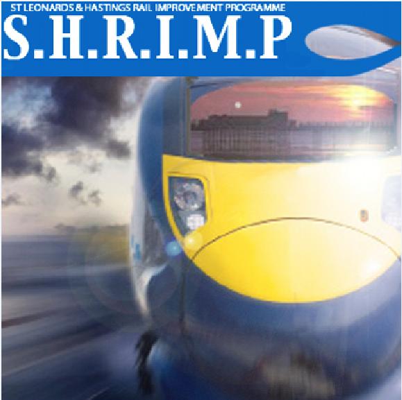 KENT ROUTE STUDY; RESPONSE FROM ST LEONARDS & HASTINGS RAIL IMPROVEMENT ('SHRIMP')